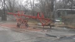 Tape conveyor of channeled type, Ukraine