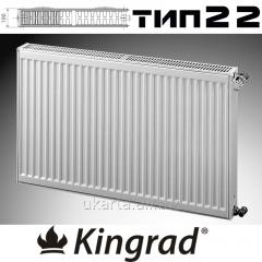 Steel radiators of KINGRAD