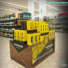 Mağaza ekipmanları Ukrayna