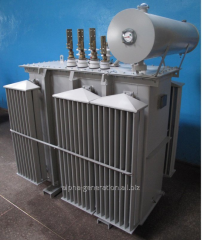 Transformer of oil TM-4000 10/0,4 kV