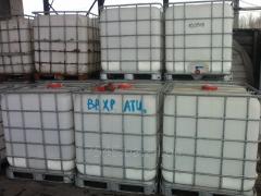 Eurocube, vat capacity - 1000 l