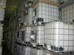 Емкость кубическая 1м3 (еврокуб)