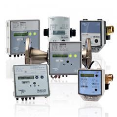 Ultrasonic heat meter of Ultraheat UH50