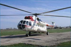 Mi's helicopter 8