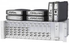 Axis video servers