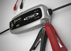 Charger of CTEK MXS 3.8 1,2-80 (120) of Ach