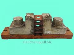 Sh-2 500A shunt 75mv, product code 33641