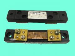 Shunt 75SHSMM3-30amper, product code 33879
