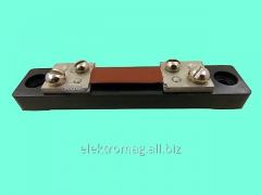 Shunt 75ShS-1-50amper, product code 35470