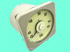 Частомер Ц1606-45-55 Гц, код товара 33141