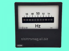 Hz frequency meter B89 45-55., product code 37141