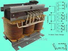 Transformer power TCM786-4,0kvt-3kh127/64/27,