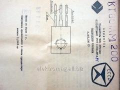 Transistor bipolar KT626D, product code 21520