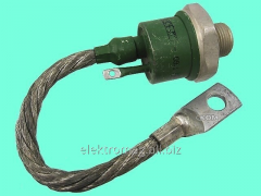 Thyristor of tail TC125-06, product code 28862