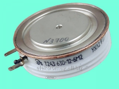 Thyristor tablet T243-630-12, product code 39002