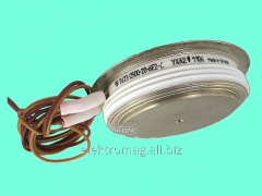 Thyristor tablet T673-2500-20, product code 22124