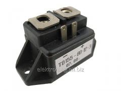 Thyristor optoelectronic TO155-80-12, product code