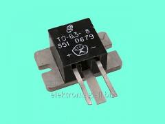 Thyristor optoelectronic TO-6,3-08, product code