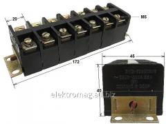 Connector of power BZN 19-29 63 A - 660/440 B, a
