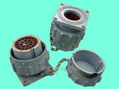 Connector of power BG25, product code 32247