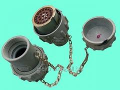 Соединитель силовой БГ25, код товара 32248