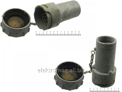 Connector of power ShRAP250KV.B., product code