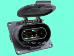 Connector of power ShShch-4h15 V.B., product code