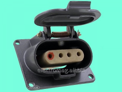 Connector of power ShShch-4h15 R.B., product code