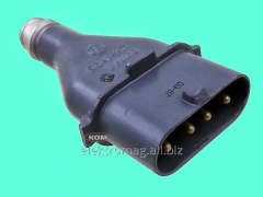 Connector of power ShK-4h25 of V. K., product code