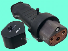 Connector of power ShRA-800-10-R.K., product code