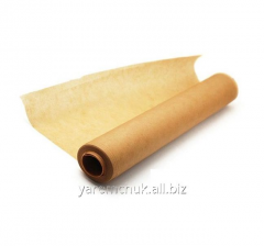 Parchment paper for pastries