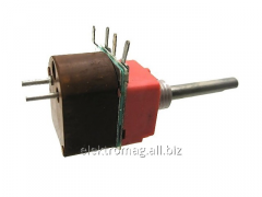 Resistor variable SP3-33-20P-1 of megohm, product