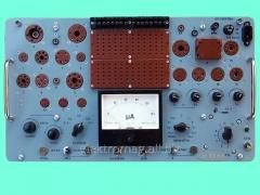 Измеритель параметров радиоламп Л3-3, код товара 38492