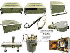 Измеритель параметров антенн модуляционный ПК7-20,
