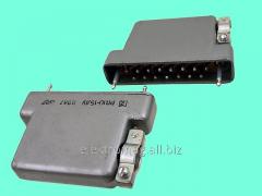 Connector rectangular shtyrevy RP10-15 LU fork,