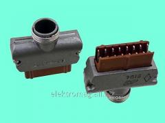 Соединитель прямоугольный плоский РШ2Н-1-29, код
