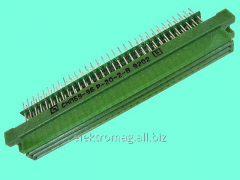 Connector rectangular flat MRN8-1, product code