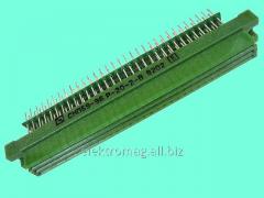 Соединитель прямоугольный плоский МРН8-1, код товара 35161