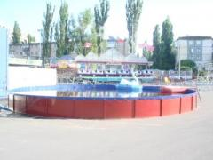 Attractions water