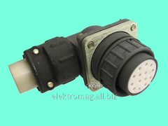Connector KP1A-plug, product code 37690