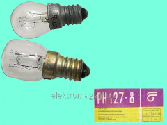 PH127-8 incandescence device, product code 27103