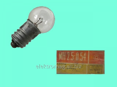 Device of an incandescence MH18-0,1 ma, product