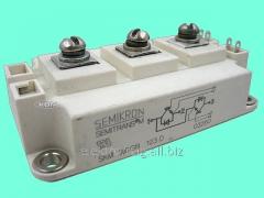 Модуль транзисторный импорт SKM 300GB 123D, код