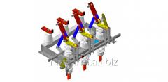 Disconnector high-voltage RVPZ-1-N-10/630-UZ