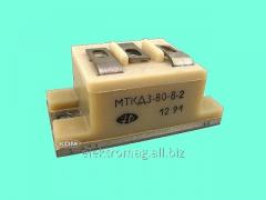 Модуль диодно транзисторный МТКД3-80-08, код товара 34521