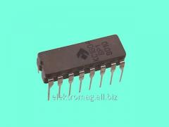 El microesquema КС1804ВР1, el código de la