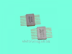 El microesquema КР574УД1В, el código de la