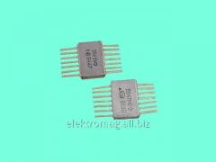 El microesquema КМП817ПА1А, el código de la