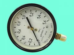 DM1001 manometer, product code 33338