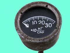 El manómetro TM-300, el código de la mercancía